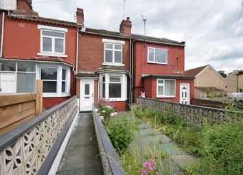 Thumbnail 2 bed terraced house to rent in Prospect Terrace, South Kirkby