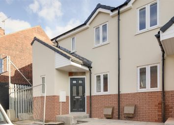 Thumbnail 2 bed end terrace house for sale in Thames Street, Bulwell, Nottinghamshire