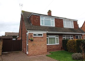 Thumbnail 3 bedroom semi-detached house for sale in Elmdale Crescent, Thornbury, Bristol
