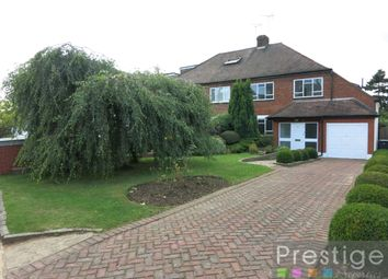 Thumbnail 3 bed semi-detached house for sale in Woodlands Close, London