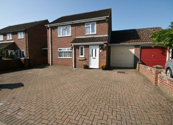 Thumbnail 3 bedroom detached house for sale in New North Road, Attleborough