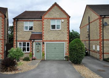 Thumbnail 3 bed detached house for sale in Queens Drive, Crowle, Scunthorpe