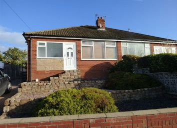 Thumbnail 2 bed semi-detached bungalow for sale in Snipewood, Eccleston