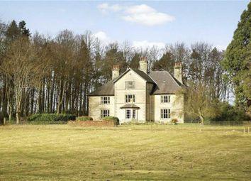 Thumbnail 11 bed detached house for sale in West Grange Estate, Scots Gap, Morpeth