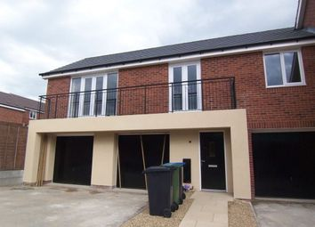 Thumbnail 2 bedroom flat to rent in Lower Lodge Avenue, Rugby