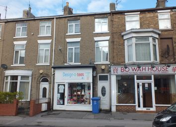 2 bed maisonette to rent in Flat 1, 23 Dean Road, Scarborough YO12