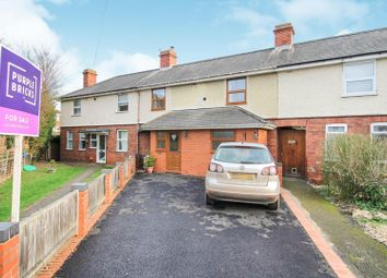 Thumbnail 4 bed terraced house for sale in Andrews Close, Hereford