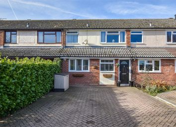 Thumbnail 3 bed terraced house for sale in Hall Road, Fordham, Colchester, Essex