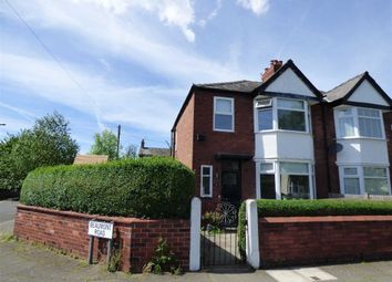 Thumbnail 3 bedroom semi-detached house for sale in Beaumont Road, Chorlton Cum Hardy, Manchester