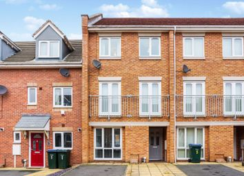 Thumbnail 4 bed town house for sale in Bellamy Close, Coventry
