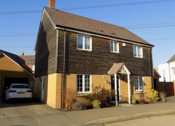 Thumbnail 4 bed detached house for sale in Theedway, Leighton Buzzard, Bedfordshire