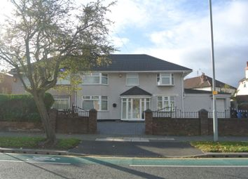 Thumbnail 4 bed semi-detached house for sale in Tarbock Road, Huyton, Liverpool