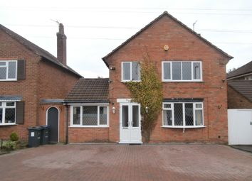 Thumbnail 3 bed detached house for sale in Links Road, Maypole, Birmingham