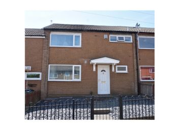 Thumbnail 3 bedroom town house for sale in Sherburn Square, Leeds