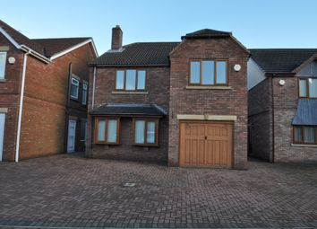 Thumbnail 4 bed detached house for sale in Brooklands, Hull, North Humberside