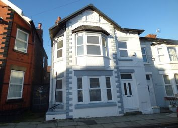 Thumbnail 4 bed terraced house to rent in Thurston Road, Anfield, Liverpool