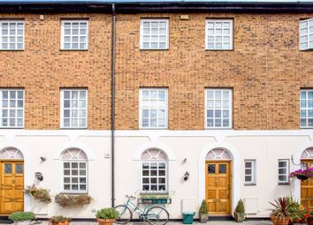Thumbnail 4 bedroom terraced house for sale in Copenhagen Gardens, London