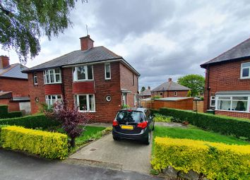 Thumbnail 3 bed semi-detached house for sale in Thorpe House Road, Norton Lees, Sheffield