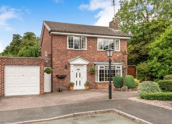 Thumbnail 3 bed detached house for sale in Bridge Close, Weston, Stafford, Staffordshire
