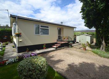 Thumbnail 2 bedroom detached bungalow for sale in Wixfield Park, Great Bricett, Ipswich