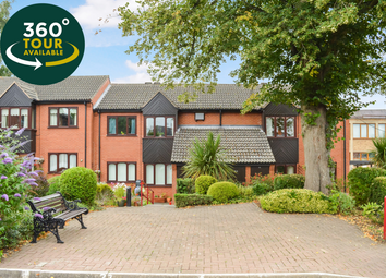 Thumbnail 2 bed flat for sale in Albion Court, Oadby, Leicester