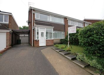 Thumbnail 3 bedroom semi-detached house for sale in Brockenhurst Drive, Sunderland