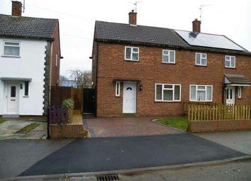 Thumbnail 2 bed semi-detached house to rent in Richmond Avenue, Walton, Peterborough