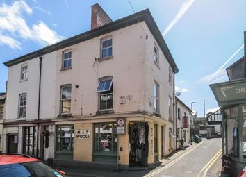 Thumbnail 3 bedroom maisonette for sale in Broad Street, Builth Wells, Powys