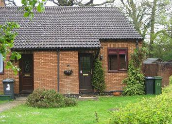 Thumbnail 1 bed end terrace house to rent in Poppy Field, Basingstoke