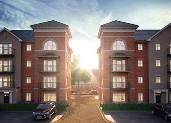 Thumbnail 1 bed flat for sale in Hersham Road, Hersham, Walton-On-Thames, Surrey