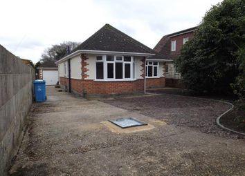 Thumbnail 3 bed bungalow for sale in Manor Avenue, Parkstone, Poole
