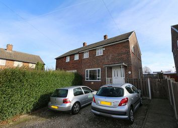 Thumbnail 3 bed semi-detached house for sale in Rye Croft, Barnsley, South Yorkshire