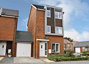 Thumbnail 4 bed detached house for sale in The Street, Old Basing, Basingstoke