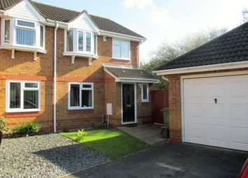 Thumbnail 3 bed semi-detached house for sale in Peppercorn Way, Hedge End, Southampton