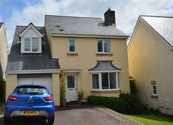Thumbnail 4 bed detached house for sale in Cornlands, Sampford Peverell, Tiverton