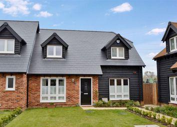 Thumbnail 3 bed semi-detached house for sale in Rainsford Farm Mews, Thatcham, Berkshire