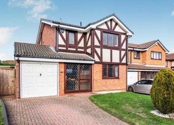 Thumbnail 3 bed detached house for sale in Falcon, Wilnecote, Tamworth, Staffordshire