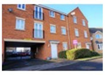 Thumbnail 1 bed flat to rent in Black Swan Crescent, Peterborough