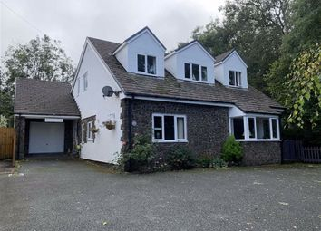 Thumbnail 4 bed detached house for sale in Hengell Uchaf, New Quay, Ceredigion