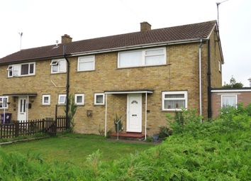 Thumbnail 3 bedroom semi-detached house for sale in Field Crescent, Royston
