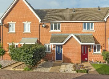 Thumbnail 2 bed terraced house for sale in Feldspar Close, Sittingbourne