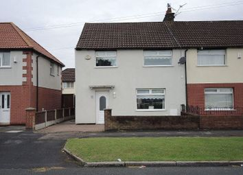Thumbnail 3 bed end terrace house for sale in Abingdon Road, Walton, Liverpool