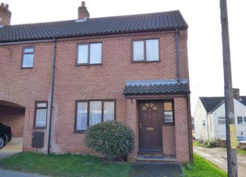 Thumbnail 3 bed end terrace house for sale in Trinity Court, Commercial Road, Louth
