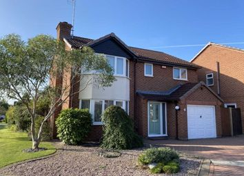 Thumbnail Detached house for sale in Kinder Drive, Crewe