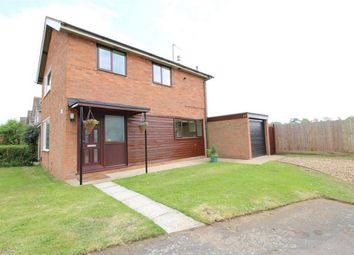 Thumbnail 3 bed semi-detached house for sale in Layton Crescent, Brampton, Huntingdon