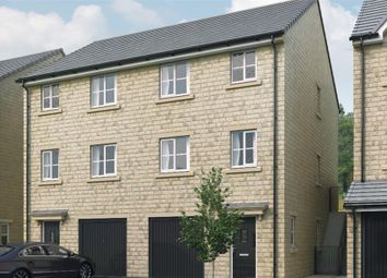 "Thumbnail 3 bed semi-detached house for sale in ""The Holme"" at Weatherhill Road, Lindley, Huddersfield"