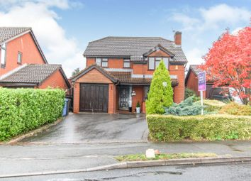Thumbnail 4 bed detached house for sale in Saundersfoot Way, Derby