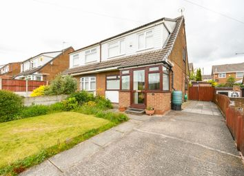 Thumbnail 3 bed semi-detached house for sale in Redruth Avenue, Laffak, St Helens