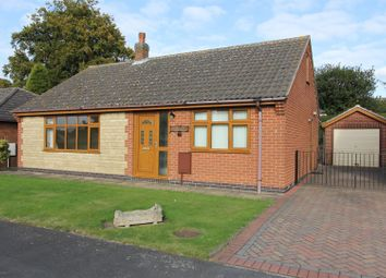 Thumbnail 2 bed detached bungalow for sale in Fosbrooke Close, Ravenstone