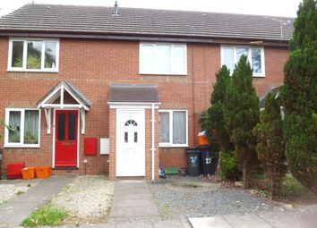 Thumbnail 2 bed terraced house for sale in Mallard Close, Swindon